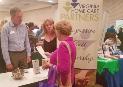 Partners in Aging Event at the Expo Center
