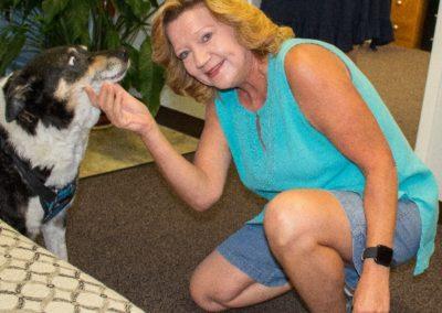 Patti Vializ - VHCP Care Partner of 7 years retires.